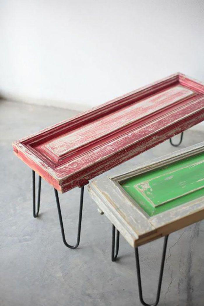 ventanas con mesas
