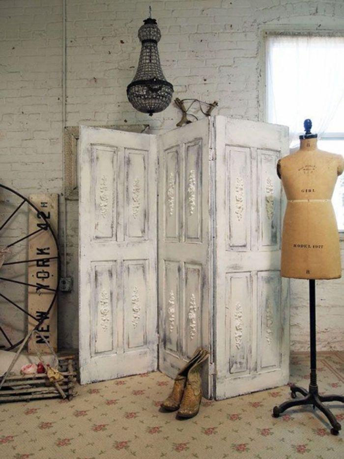 biombo puertas antiguas