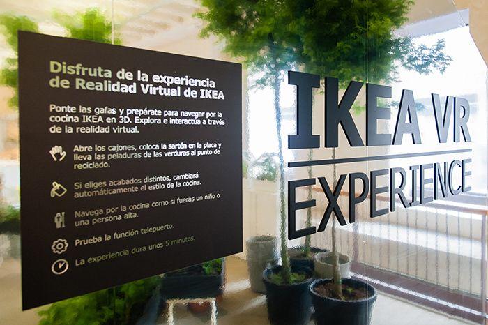 Ikea exposición