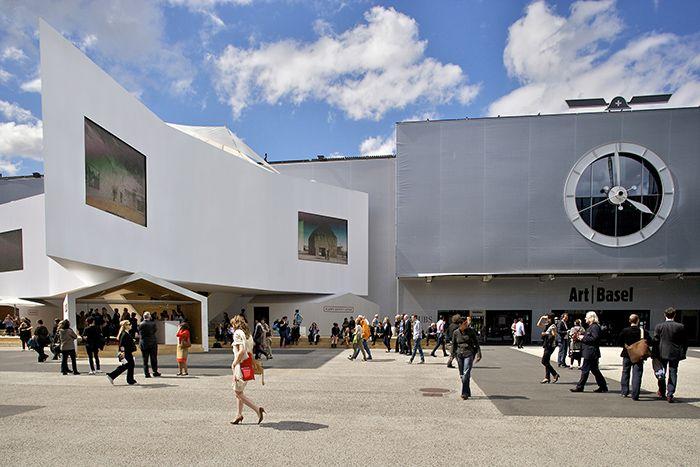 Art | 43 | Basel | 2012 | Outsideview