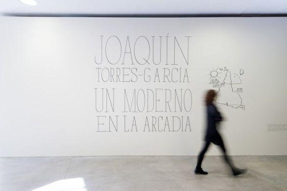 fotografia exposicion joaquin torres garcia un moderno en la arcadia espacio fundacion telefonica pintor uruguayo moderno 3