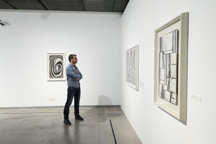 fotografia exposicion joaquin torres garcia un moderno en la arcadia espacio fundacion telefonica pintor uruguayo moderno 6