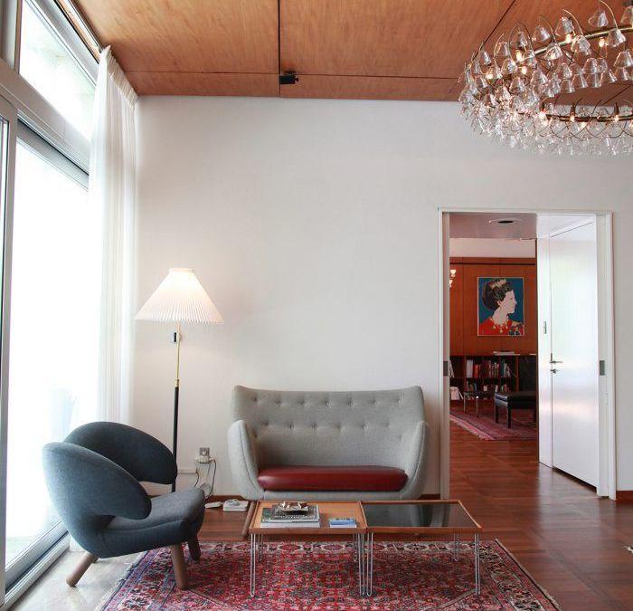 El sillón Pelican, una obra maestra del diseño danés