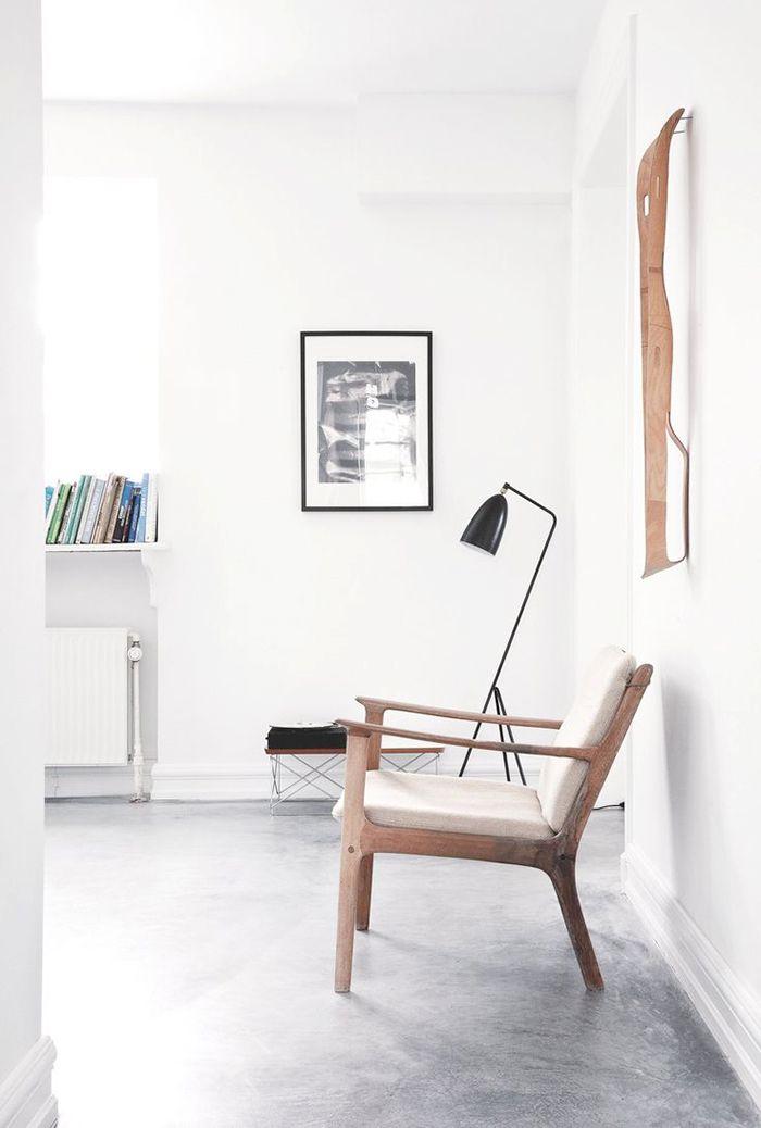 silla lampara decoracion lagom