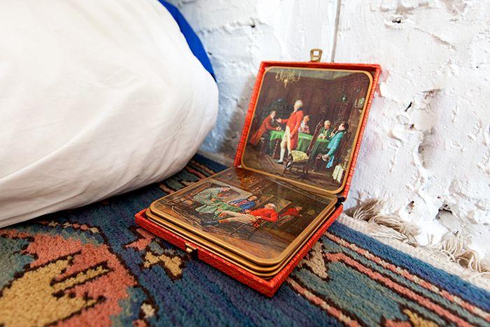 decoracion objetos antiguos restauracion