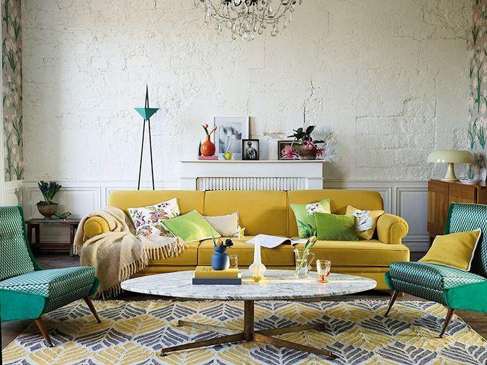 Zara Home presenta con la llegada de la primavera la colección para el hogar NEW FLORAL