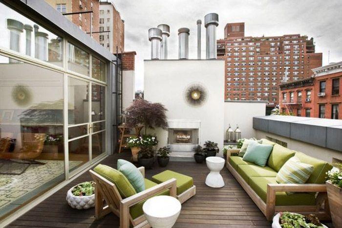 26 Ideas Para Decorar La Terraza Esta Primavera Verano