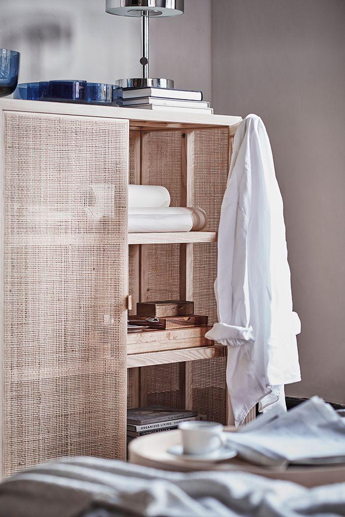armario madera fresno ikea stockholm
