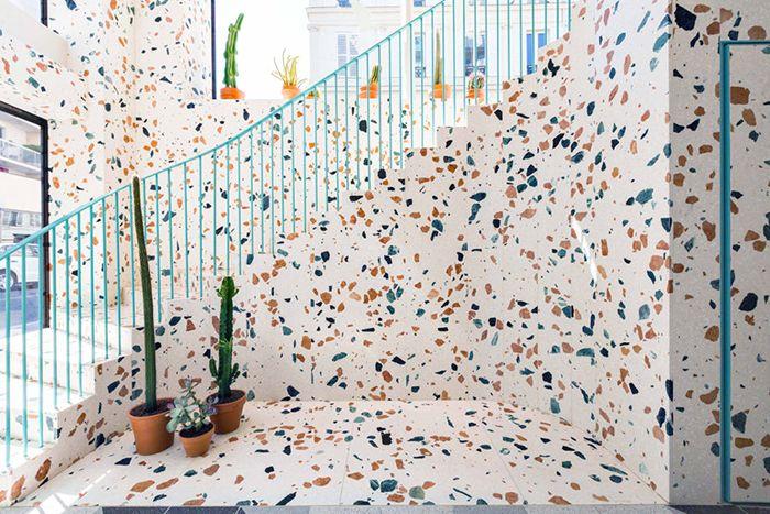 El terrazo una tendencia que cada vez veremos más en decoración