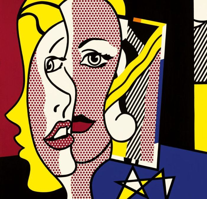 «Female Head» de Roy Lichtenstein se subastará en Nueva York