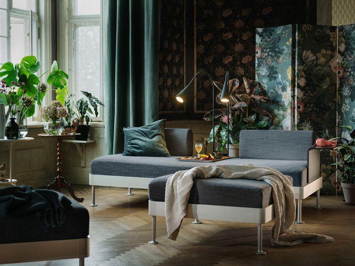 Colección DELAKTIG de IKEA y Tom Nixon, decoración versátil para la vida moderna
