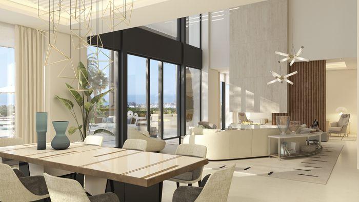 vivienda lujosa en Marbella
