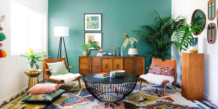 Los colores que las paredes de tu casa lucirán este verano