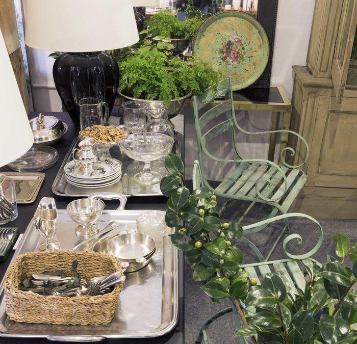 Vuelve Antique & Chic, el espacio más exclusivo de antigüedades