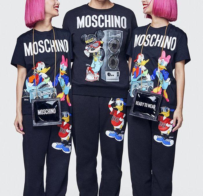 Cultura pop y Disney en la nueva colección de MOSCHINO x H&M