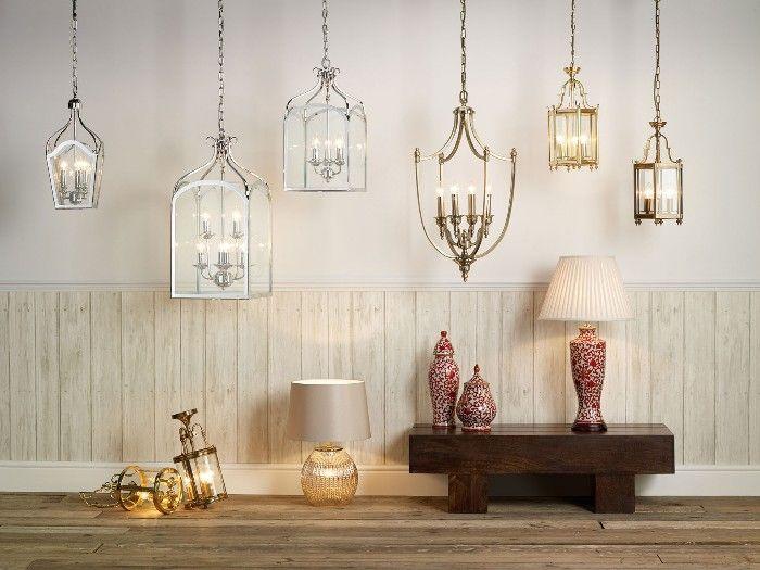 Lámparas clásicas, cómo integrarlas en espacios actuales