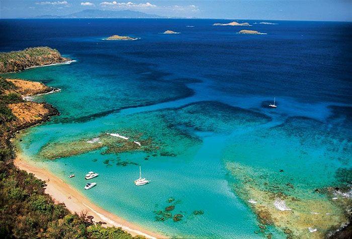¿Cuándo es la mejor época para viajar al Caribe y otras zonas tropicales?