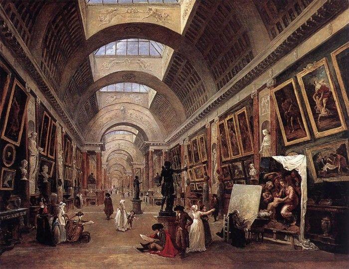 la gran galeria