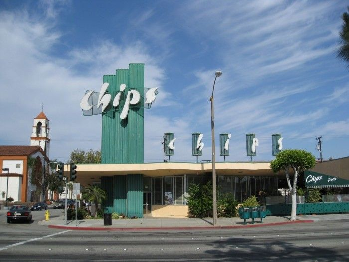chips arquitectura googie
