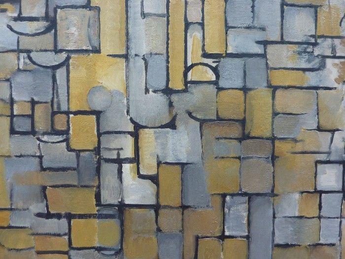 Cubismo mondrisn
