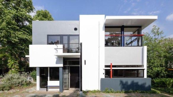 fachada casa Schröder