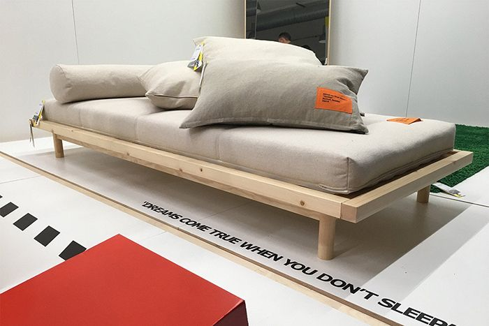 Virgil Abloh de Louis Vuitton diseña para IKEA