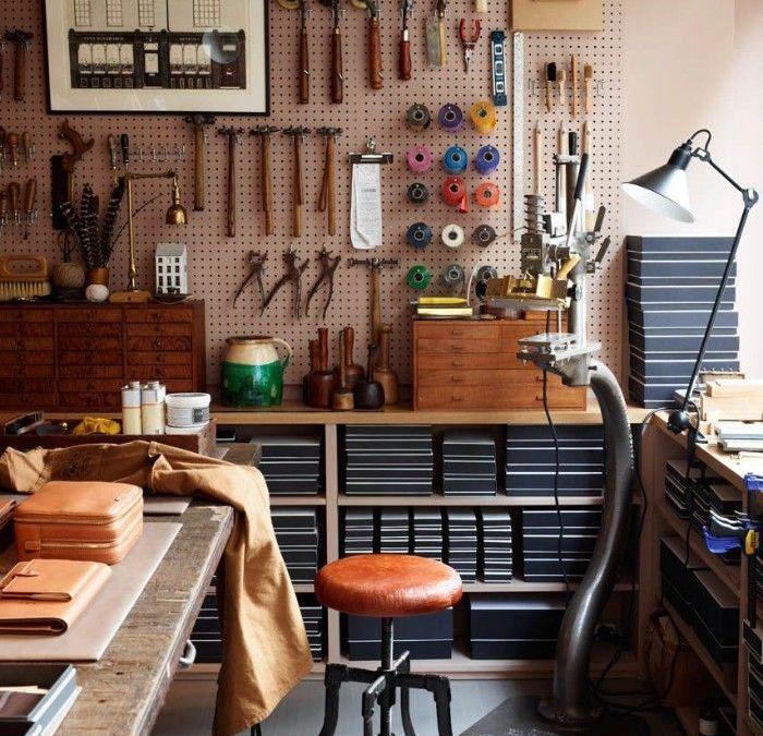 Cómo crear un taller de bricolaje en casa: las herramientas imprescindibles