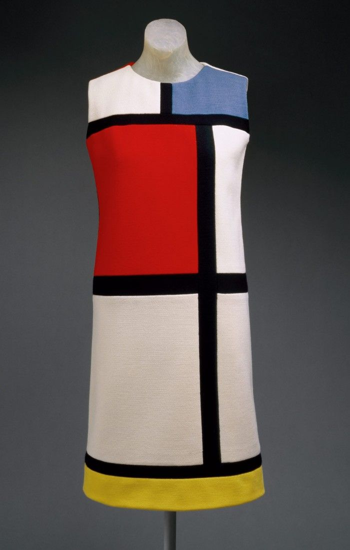 Mondrian yves saint laurent