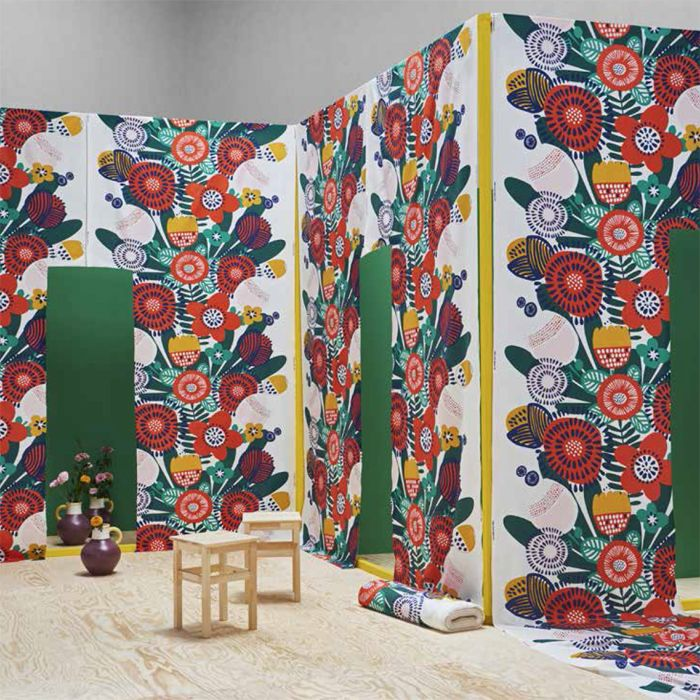 Novedades De Ikea Para Febrero Memphis Flower Power Y Lo