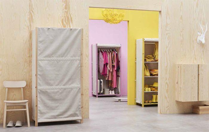 armarios tela IKEA