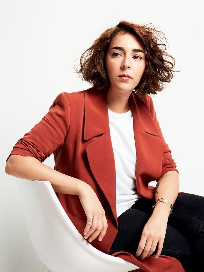 retrato diseñadora Ilenia Martini