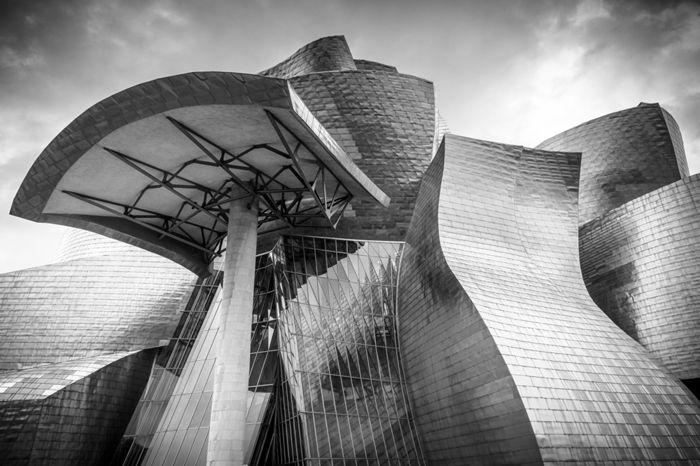 museo ghery arquitectura moderna