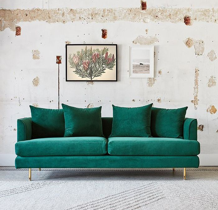 Tendencias en sofás para 2019