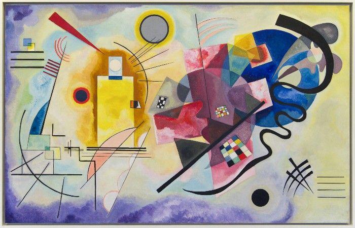 Vassily Kandinsky y el Arte Abstracto, una respuesta a una necesidad