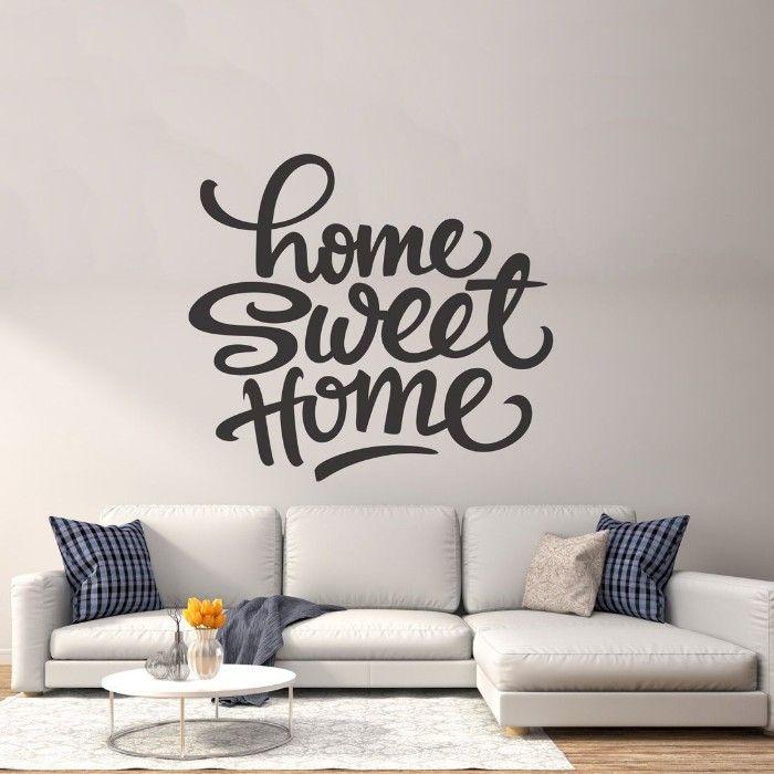 Vinilo sweet home