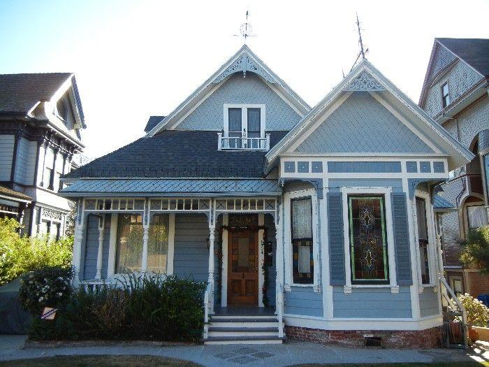 vivienda arquitectura victoriana