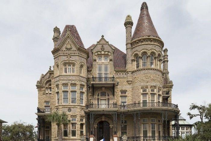 casa de estilo victoriano