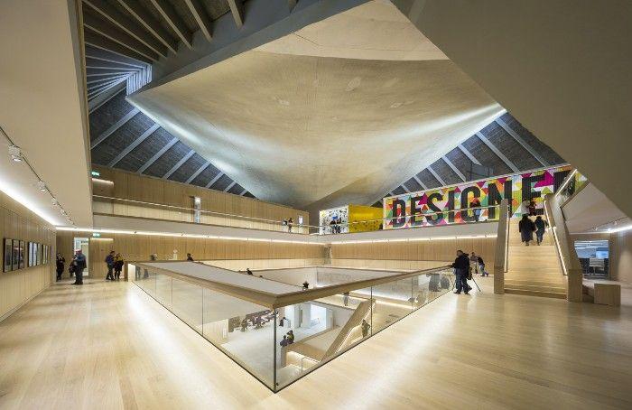 hall design museum london