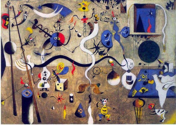 El surrealismo artístico, el abandono del ego y la inspiración de los sueños
