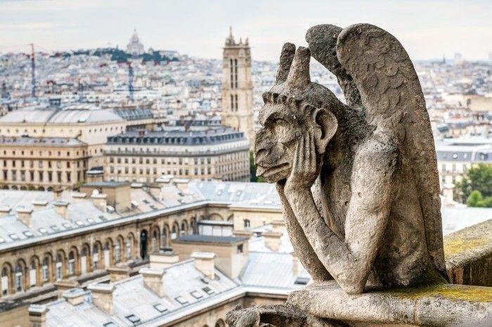 Notre-Dame: la Catedral en torno a la que creció París