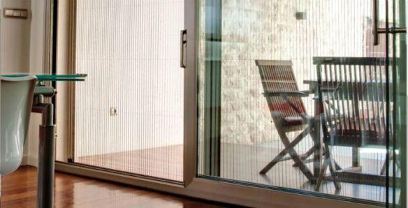 mosquitera terraza puertas