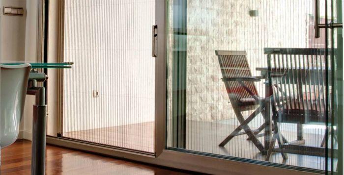 Tipos de mosquiteras para puertas y ventanas