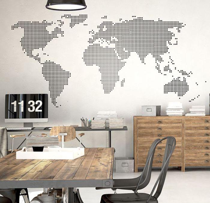 Los vinilos, un mundo de posibilidades para redecorar tu cocina de forma económica