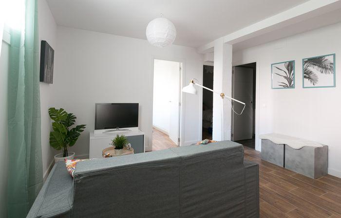 salon moderno decoracion nordica