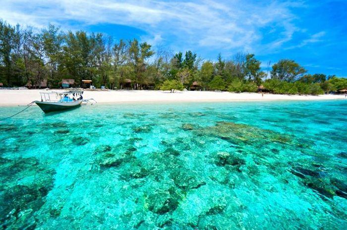 gili islas paradisiacas indonesia