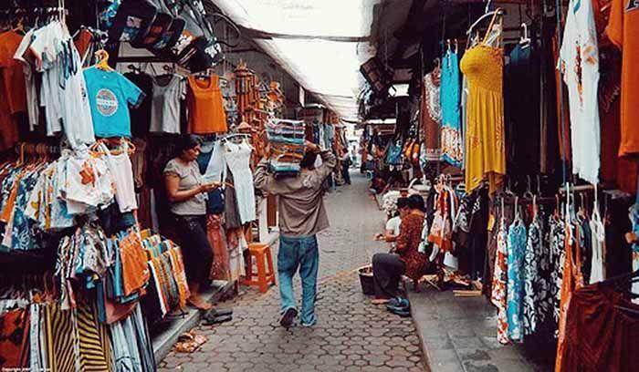 Kuta mercado de arte