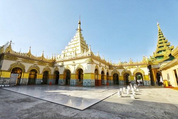templos y pagodas myanmar