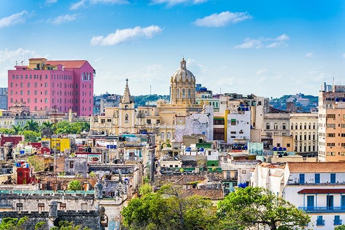 ciudad cubana habana