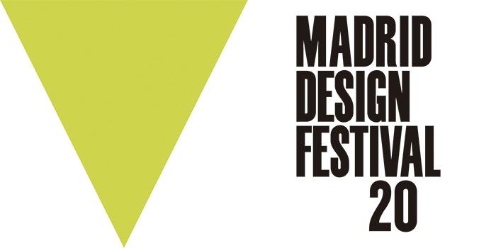 logotipo festival diseño madrid 2020