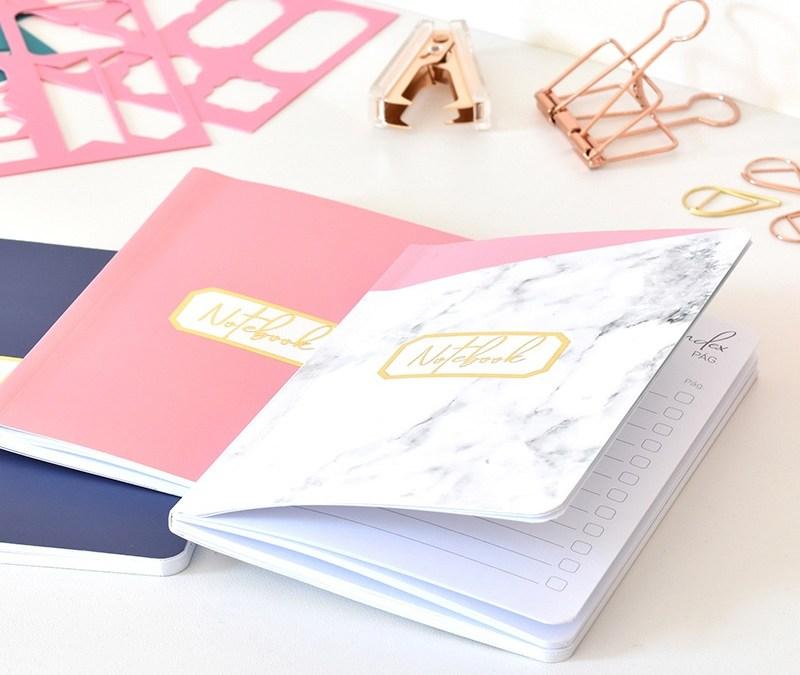 Inicia el año organizándote con una nueva agenda o un bullet Journal